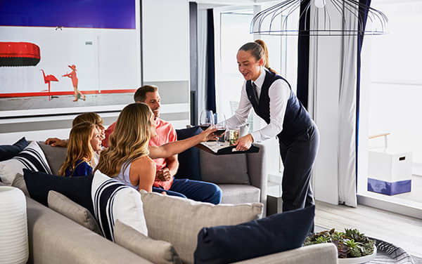 Celebrity Constellation Service & Awards Vendor Experience