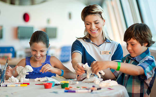 Celebrity Edge Youth Programs Vendor Experience
