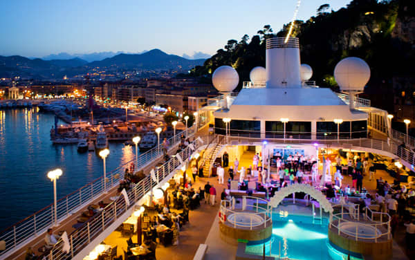 Azamara Pursuit Entertainment Vendor Experience