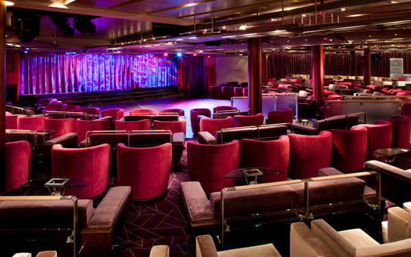 Seabourn Encore Entertainment Vendor Experience
