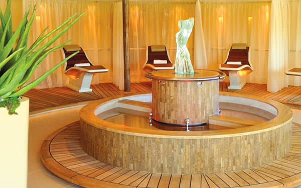 Seabourn Ovation Spa & Fitness Vendor Experience