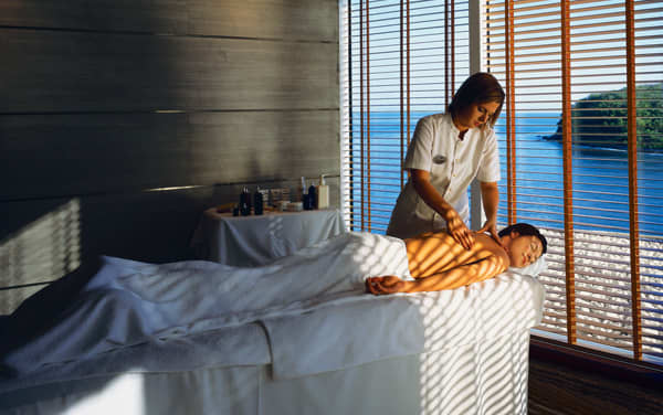 Crystal Serenity Spa & Fitness Vendor Experience