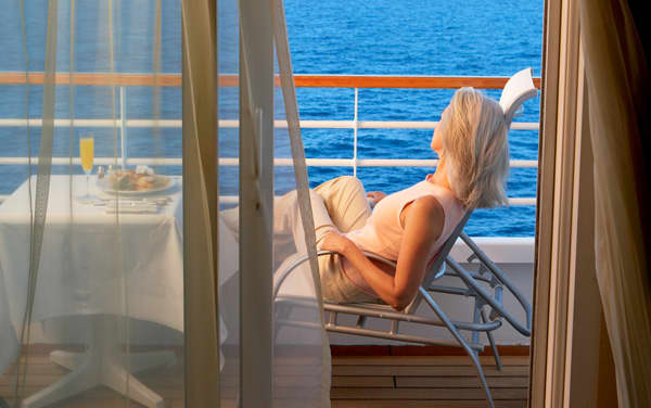 Crystal Serenity Staterooms Vendor Experience