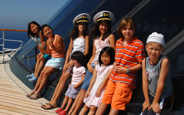 Crystal Symphony Youth Programs Vendor Experience
