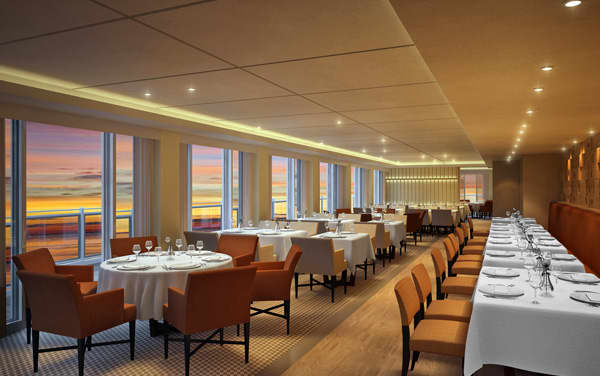 Viking Sky Dining Vendor Experience