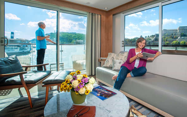 Viking Sigyn Staterooms Vendor Experience