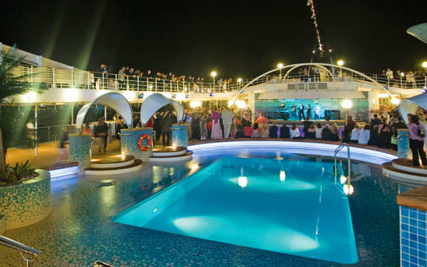 Msc Magnifica Onboard Activities Vendor Experience