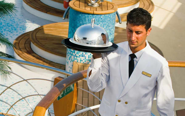 Msc Fantasia Service & Awards Vendor Experience