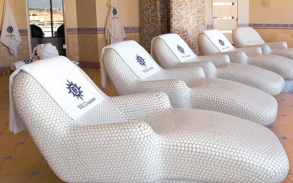 Msc Splendida Spa & Fitness Vendor Experience