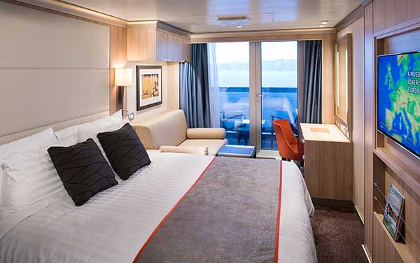 Holland America Line-Staterooms