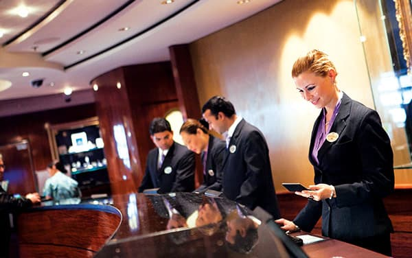 Norwegian Spirit Service & Awards Vendor Experience