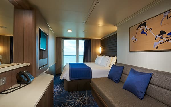 Norwegian Spirit Staterooms Vendor Experience
