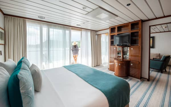 M/S Paul Gauguin Staterooms Vendor Experience