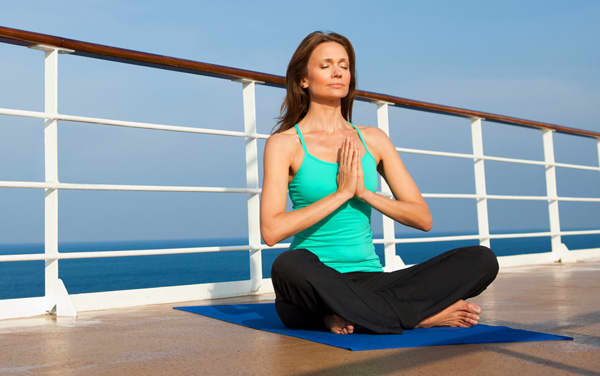 Regent Seven Seas Cruises-Spa & Fitness
