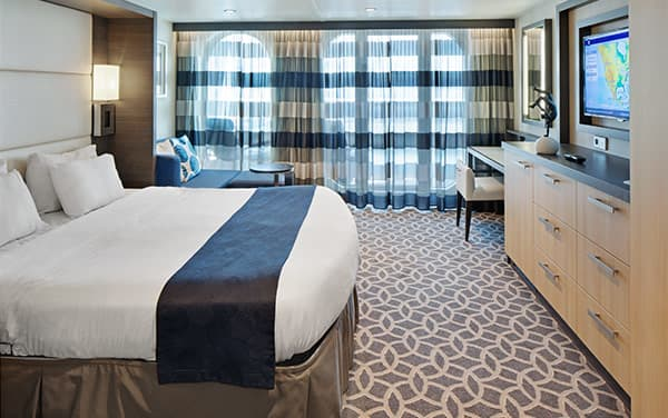 Brilliance Of The Seas Staterooms Vendor Experience