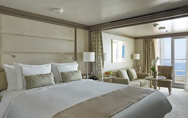 Silver Whisper Staterooms Vendor Experience
