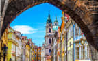 Old town Prague in Czech Republic Avalon Waterways