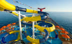 Carnival Cruise Line Carnival Dream Water Works