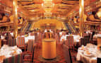 Carnival Liberty Golden Olympic restaurant