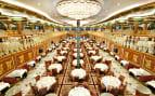 Empire Restaurant aboard Carnival Spirit