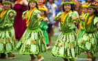 Enjoy an authentic luau in Hawaii