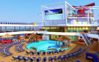 Carnival Horizon Resort Beach Rendering
