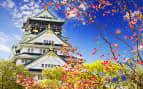 Celebrity Cruises Osaka Castle, Japan