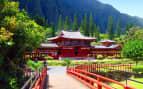 Byodo Buddhist Temple Oahu Hawaii Crystal Cruises