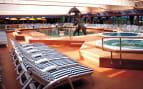 Holland America Line Statendam Lido Pool