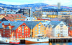 Tromso Cityscape Norway Holland America Line