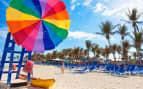 Cococay Beach in the Bahamas