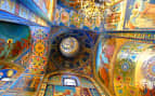 Interior of the Church of the Savior on Spilled Bl