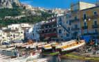 Coast of Capri, Italy MSC Cruises Mediterranean