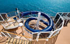 MSC Cruises MSC Splendida waterslide