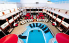 NCL Haven Courtyard Norwegian Cruise Line