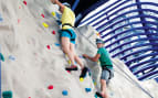 Norwegian Cruise Line Epic Climbing Wall