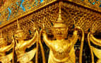 Norwegian Temple of the Emerald Buddha