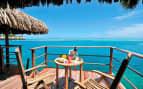 Paul Gauguin Cruises Dining in Moorea
