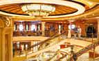 Piazza Atrium Princess Cruises