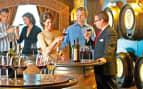 Princess Cruises Vines Bar and Wine Tasting