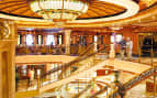 Princess Cruises Regal Princess Piazza Atrium