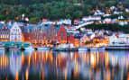 Bryggen in Bergen, Norway Princess Cruises Europe