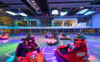 Ovation of the Seas SeaPlex Bumper Cars