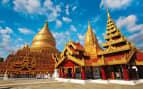 Shwedagon Pagoda, Myanmar Silversea Asia