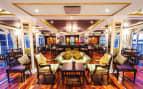 Le Salon Lounge on the Mekong Navigator