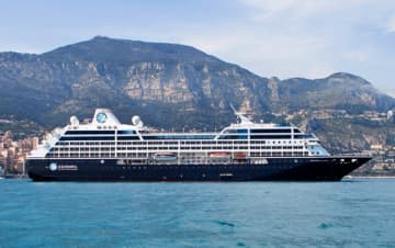Already Booked with Azamara Club Cruises