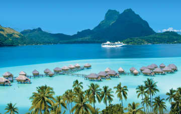 Already Booked with Paul Gauguin Cruises