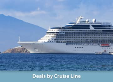 Cruise Deals by Cruise Line