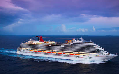 Carnival Breeze Cruise Ship 2021 2022 And 2023 Carnival Breeze Destinations Deals The Cruise Web