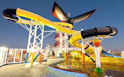 Carnival Fantasy Cruise Ship 2021 2022 And 2023 Carnival Fantasy Destinations Deals The Cruise Web